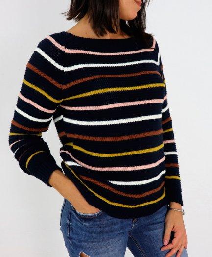 Jersey Marino Multicolor