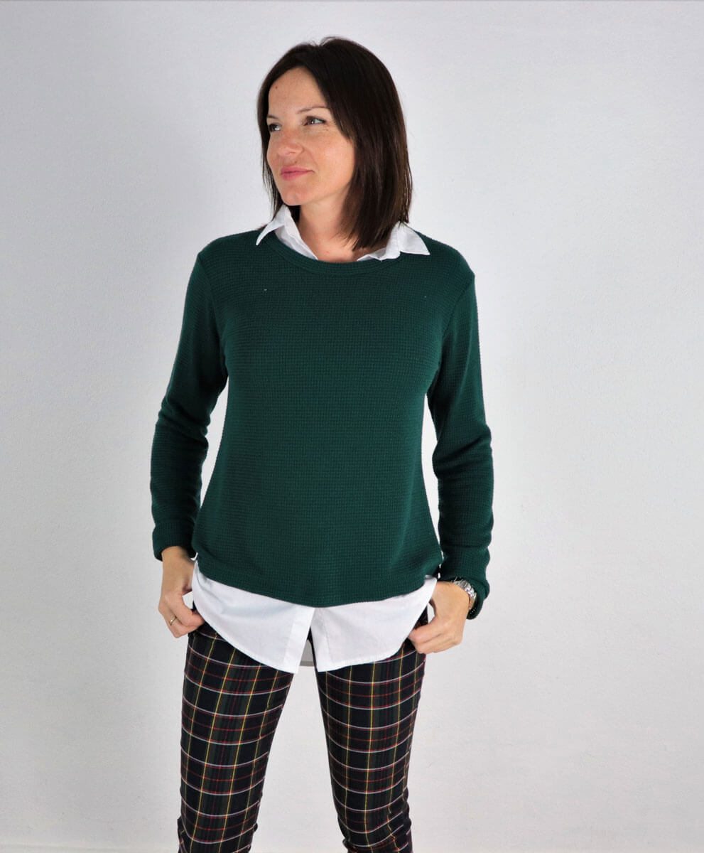 Punto Verde Camisa