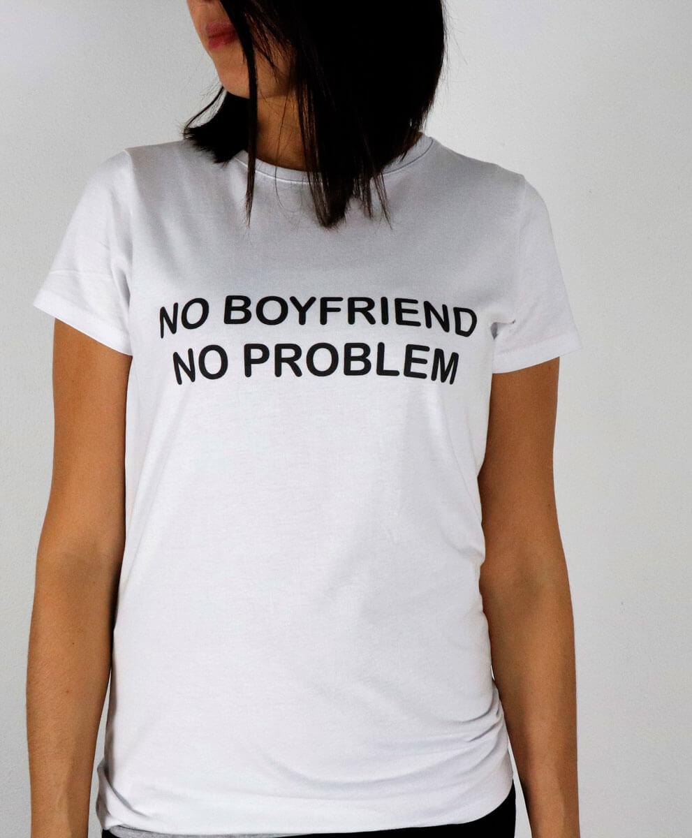 Camiseta No Problem