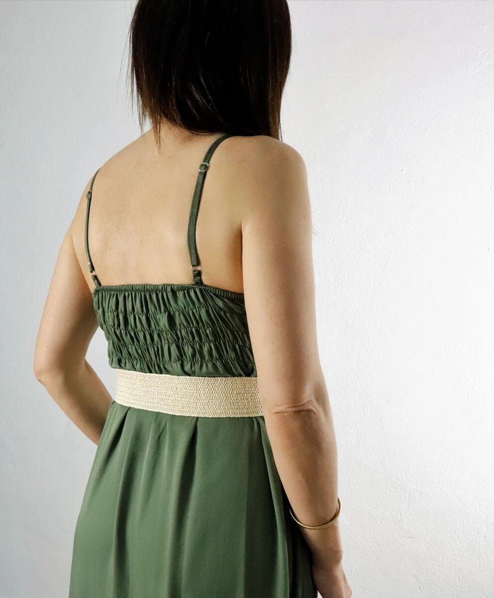 Vestido Aruba Verde