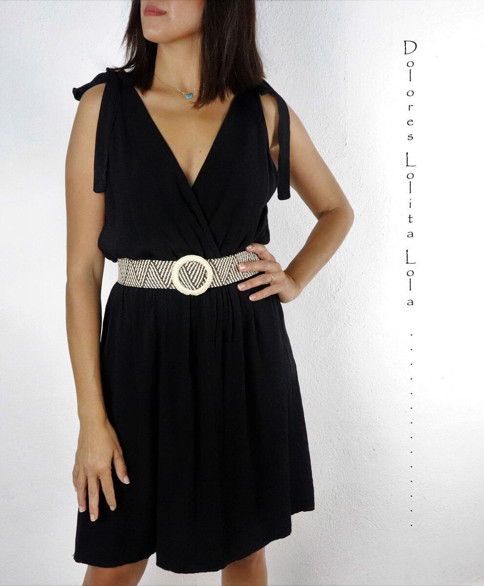 Vestido Palaos Black