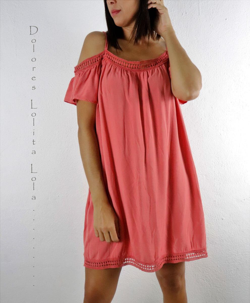 Vestido Boho Rose