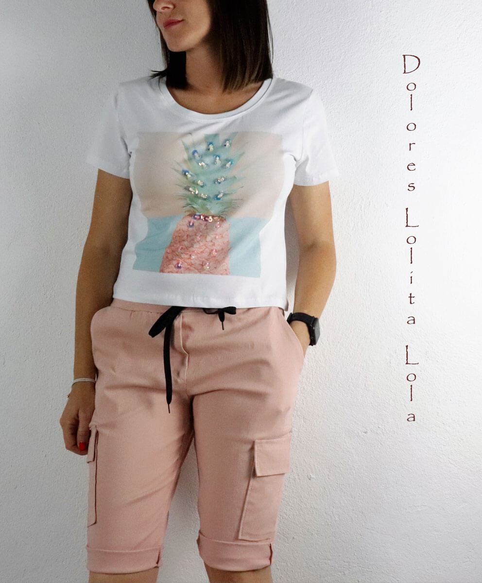Camiseta Brilli Piña