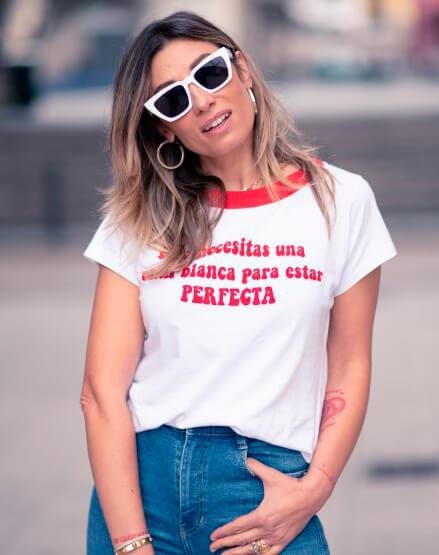 Camiseta Perfecta