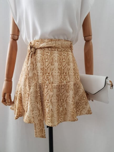 Falda pantalón Print